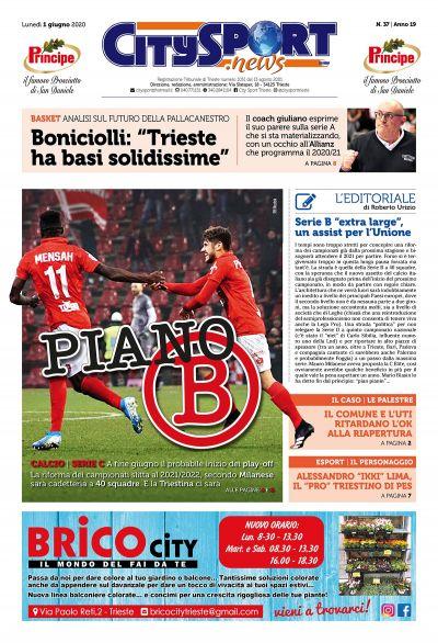City Sport 01 giugno 2020