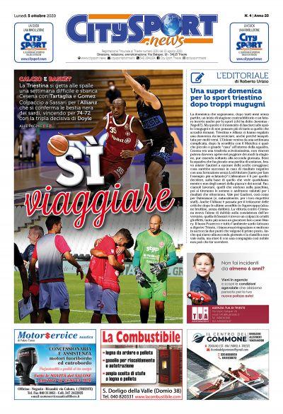 City Sport 05 ottobre 2020