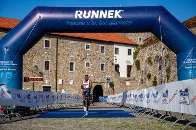 Corsa dei Castelli, nuovo record dell'etiope Hagos Gebrhiwet