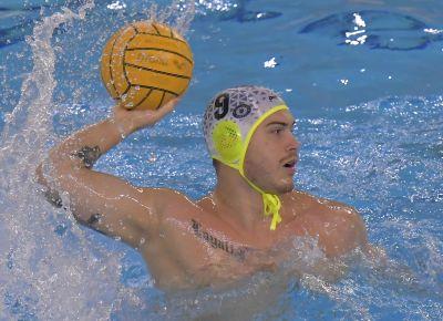 """World League: il """"triestino"""" Nemanja Vico in acqua a Debrecen"""