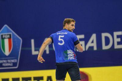 Italia sottotono in Lettonia, un gol per Dapiran