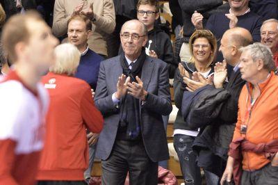 """Mario Giacci: """"Le Final Eight sono un risultato di squadra"""""""