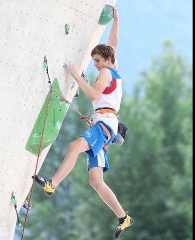 Il mondo dell'arrampicata guarda alle Olimpiadi