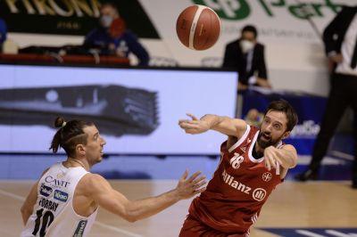 Gli orari della partite contro Sassari, Milano e Brescia