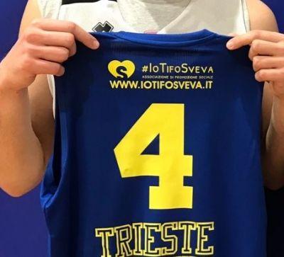 """IS Copy Cus: sulle maglie il logo di """"Io Tifo Sveva"""""""