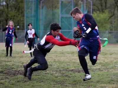 Flag Academy: tre sconfitte all'esordio nell'Under 17