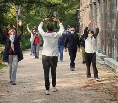 Novità a Servola: da lunedì ginnastica dolce all'aperto