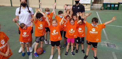 Festa di fine stagione per il Centro Minibasket Tigrotti