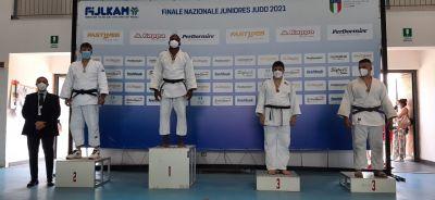 Mark Rozac bissa Emma Stoppari: bronzo Sgt nel judo