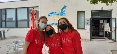 Caccialupi e Filipaz qualificate per gli Italiani di sincro