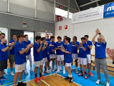 Under 20 Silver, Cus Trieste campione regionale
