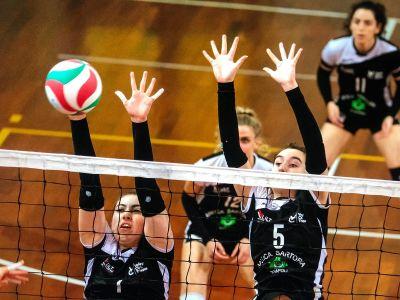 Volley Club battuto al tie break, la promozione si complica
