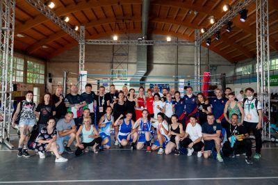 Gran galà di boxe a Opicina: Broili-Maccaroni, sparring in preparazione per il titolo