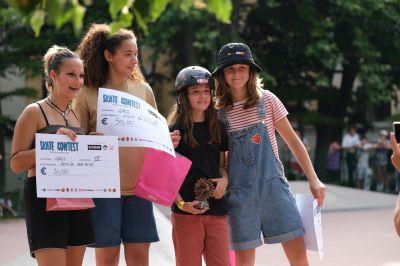 Un successo lo Skate Contest a San Giacomo