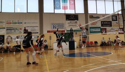 Volley Club, il sogno sfuma. Portogruaro è in finale