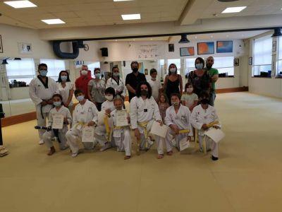 Quattro bronzi conquistati dal Taekwondo Makoto!