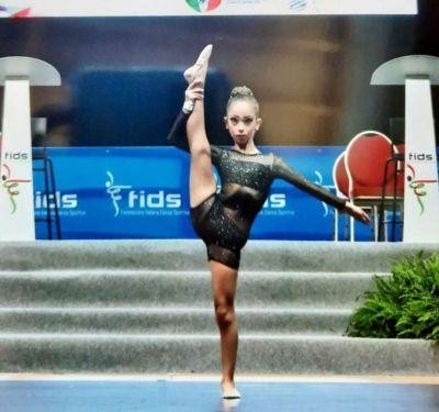 Campionati italiani di danza: la Sgt ai vertici nazionali