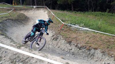 Downhill: Giulia Sandrin sul podio in Coppa Europa