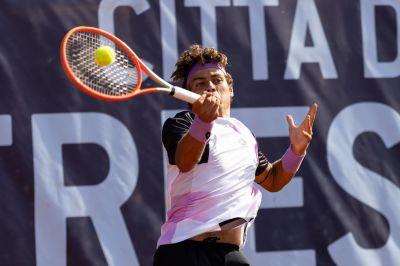 Cobolli è la sorpresa dell'ATP Challenger triestino