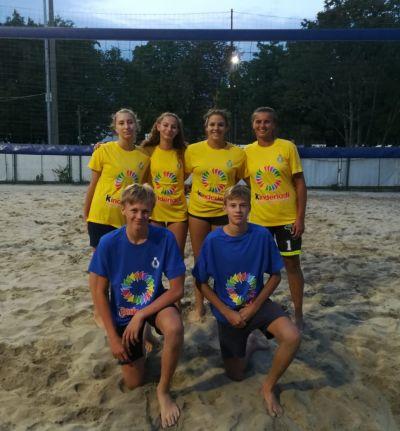 """Beach volley: al Trofeo Triveneto tre coppie """"nostrane"""""""
