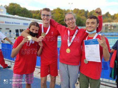 Campionati FISDIR paralimpici: Marchi e Fuso a medaglia