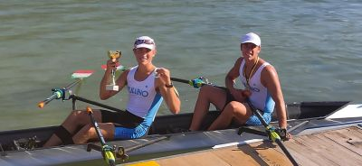 """Pullino e Trieste da """"oro"""" alla Rowing International Challenge"""