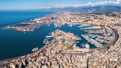 La Barcolana quest'anno inizia da... Genova