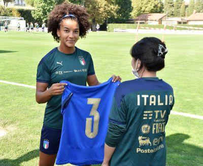 Italia venerdì al Rocco: ingresso gratuito per le azzurre