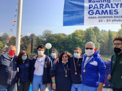 Special Olympics Adria da applausi sul Po torinese